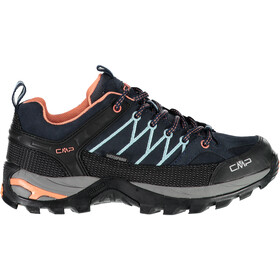 CMP Campagnolo Rigel WP Low Trekking Shoes Women b.blue-giada-peach